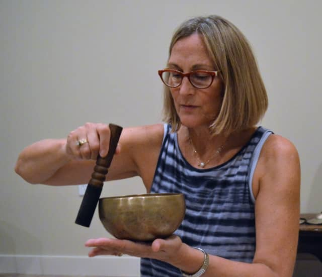 Mary Ann Gebhardt will host Ayurveda Day at the Vista Natural Wellness Center in Oakland.