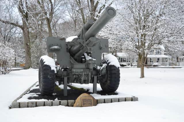 Memorial Park in Allendale.