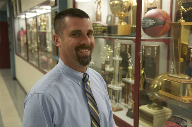 Nyack Director of Athletics Joe Sigillo.
