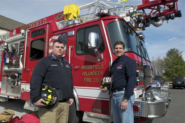 The Brookfield Volunteer Fire Department