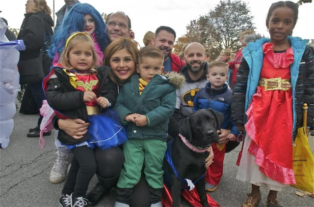 Yorktown came out for its annual Halloween parade and fall carnival last year at Jack DeVito Memorial Field and Track.