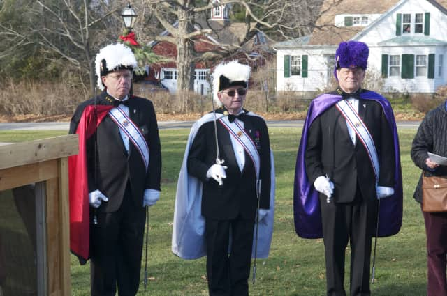 The Knights of Columbus are one of three organizations involved in Brotherhood In Action.