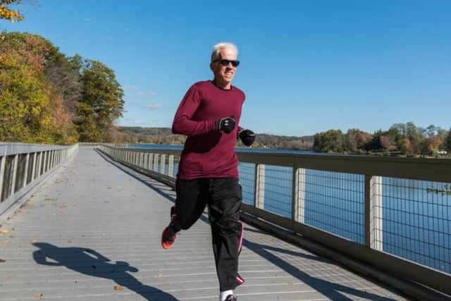 Kevin Quinn, 63, is an avid runner. However, on one of his standard daily runs he began to experience a heart attack away from home and without his cellphone.
