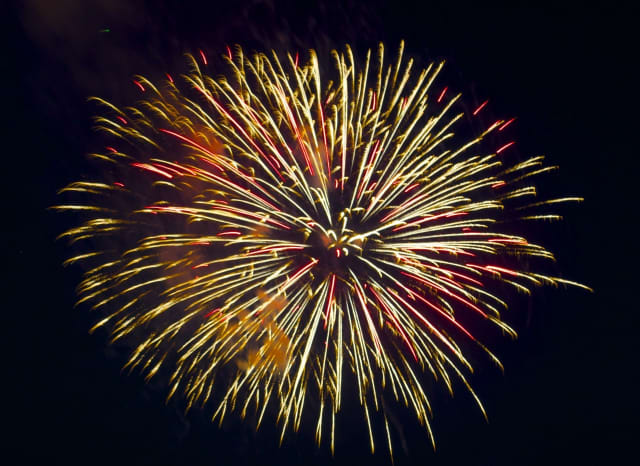 There are several fireworks shows scheduled for this week in Bergen and Passaic counties.