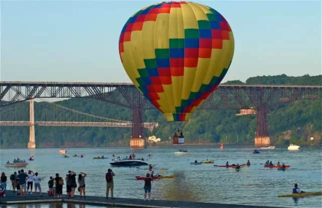 The Dutchess Chamber is hosting its annual Hot Air Balloon Festival.