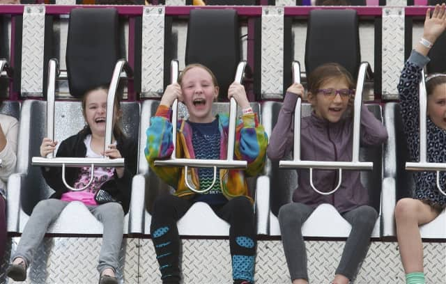 The Boys & Girls Club of the Lower Naugatuck Valley will be holding its annual spring carnival, produced by Coleman Bros. Carnivals, through May 15 in Shelton.
