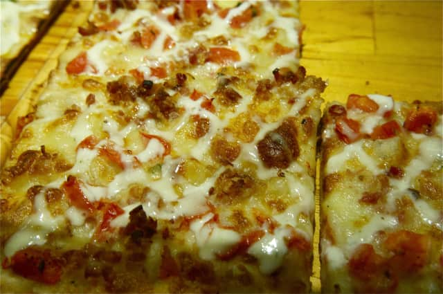 Tuesday is National Pizza Day.