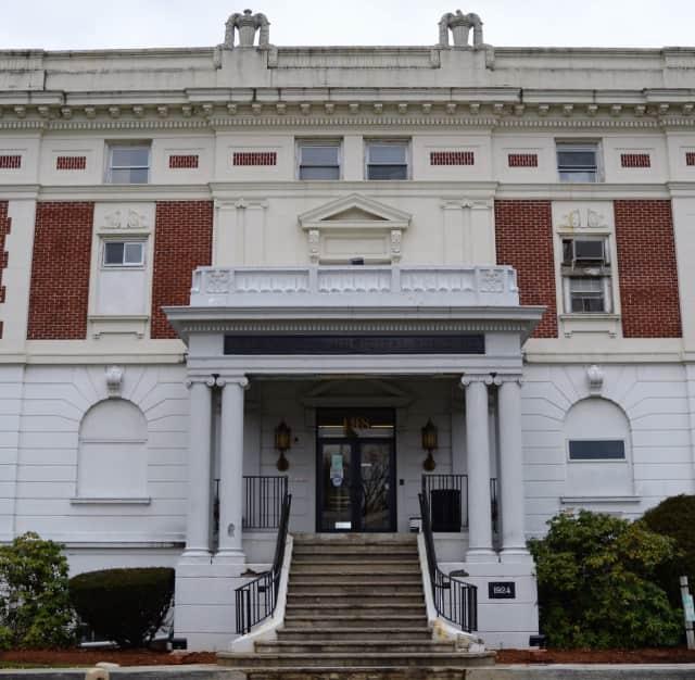 Bergenfield Municipal Building.