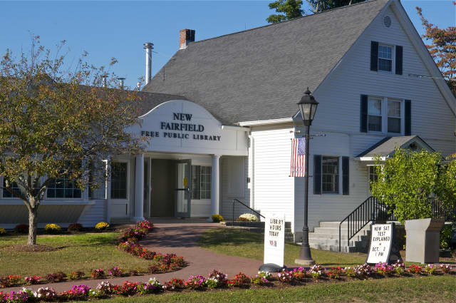 New Fairfield Free Public Library.