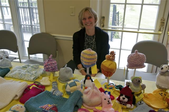 A variety of decorative and fashionable selections will be offered at the annual New Canaan Artisans' Holiday Boutique on Friday.