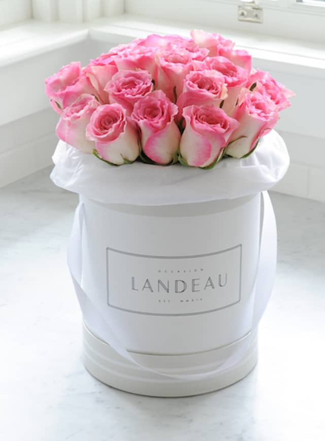 One of Landeau's exquisite bouquets – perfect for any occasion. Courtesy Landeau.