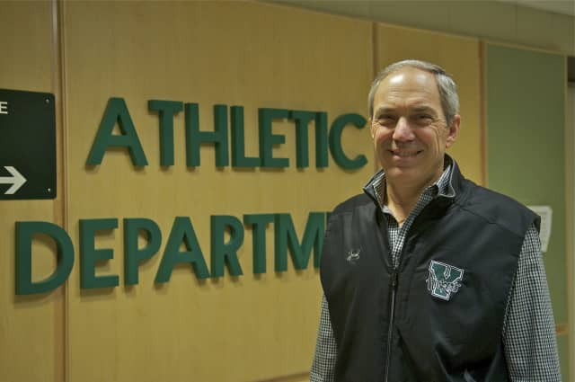 Yorktown Athletic Director Fio Nardone.