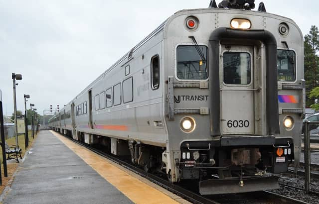 All NJ Transit rail service to the Hoboken station remains suspended indefinitely, according to a Sunday announcement.
