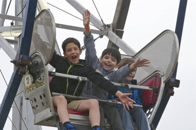 Jennings Beach plays host to another carnival May 19-21 in Fairfield.