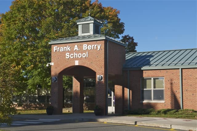 Berry School in Bethel is one of three sites to vote on the referendum.