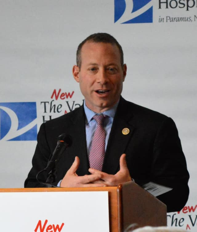 U.S. Rep. Josh Gottheimer.