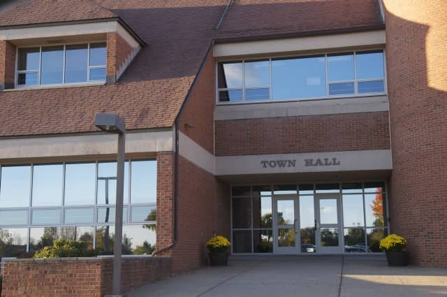 Brookfield Town Hall. The Brookfield Board of Finance is currently accepting applications for an opening.
