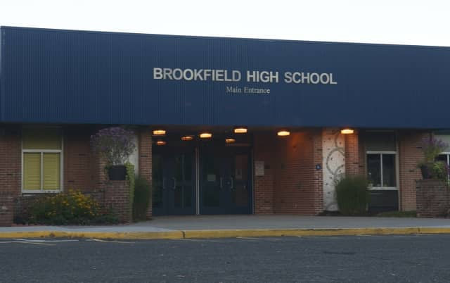 """A Brookfield High School student was charged for allegedly leaving an """"alarming"""" note at the school."""