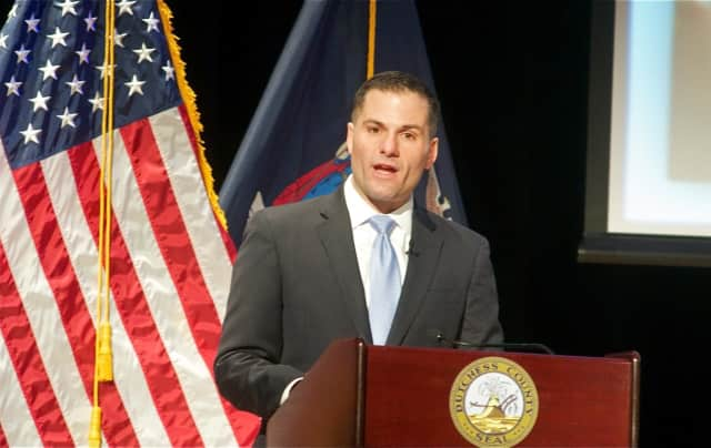 A town hall forum scheduled for Tuesday by Dutchess County Executive Marc Molinaro has been rescheduled due to the upcoming snow storm.