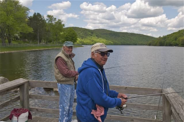 Squantz Pond State Park in New Fairfield is a great place to go fishing, boating, hiking and swimming. But the size of the crowds it draws, combined with state budget cuts, is making local officials uneasy about safety issues.