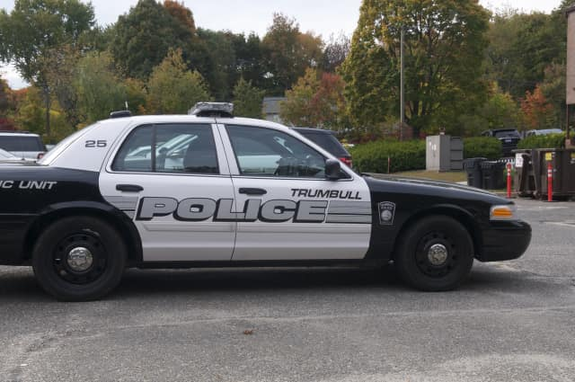 Trumbull Police arrested a Bridgeport man for punching his girlfriend in the stomach and arms during a dispute.