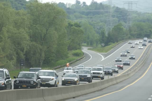 There is gridlock on four of the area's major roadways as drivers hit the roadways on the eve of July 4th.