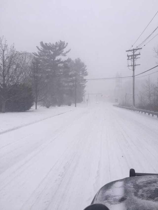 Due to the poor road conditions in Norwalk as a result of snow, the Norwalk Transit District has suspended service for the day