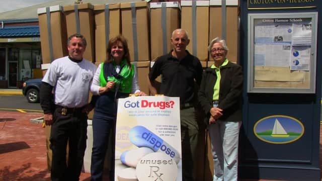 Croton is hosting its semi-annual Drug Take Back Day.