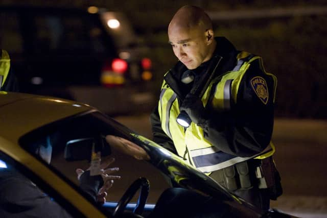 Police in Dutchess County conducted a DUI checkpoint Saturday.