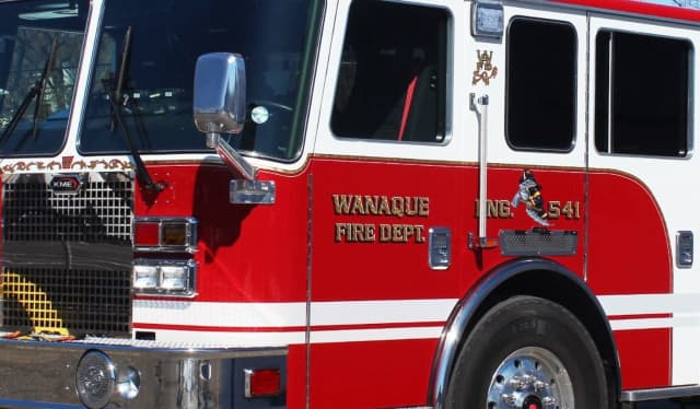 Wanaque firefighters got mutual aid at the Lakeside Avenue blaze from Bloomingdale and Pompton Lakes and borough coverage from Ringwood and West Milford.