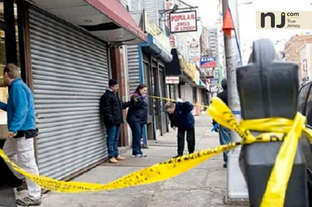 Federal agents raided Vinod Dadlani's jewelry store in Jersey City.