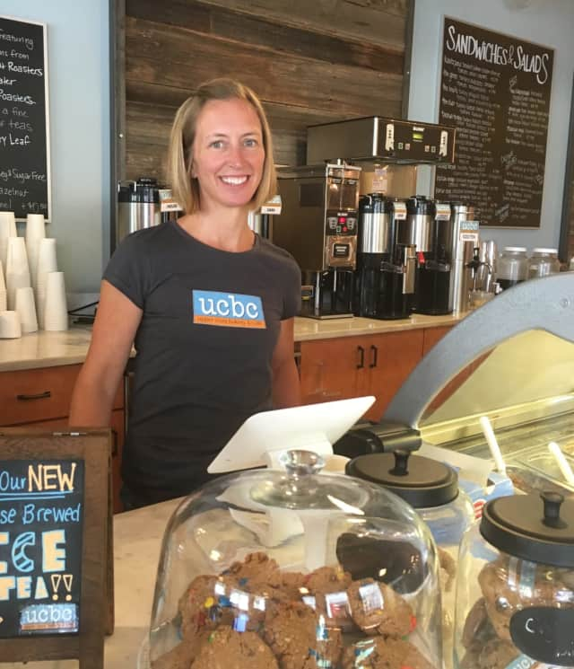 Julie Stenz, owner of UCBC in Trumbull.