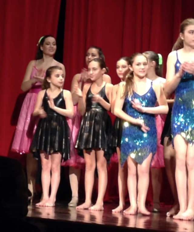Cresskill dancers perform in last year's fundraiser for Slice of Hope.