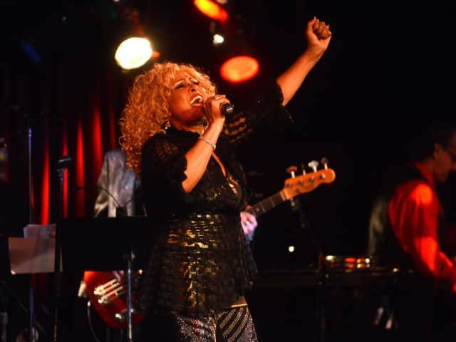 Darlene Love will play the Ridgefield Playhouse Sunday.