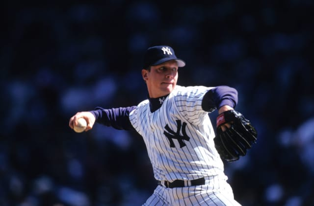 David Cone. Courtesy dreamstime.com.