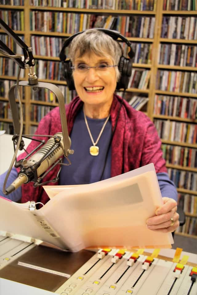 Davina Porter of Westport has landed in The Narrator Hall of Fame.