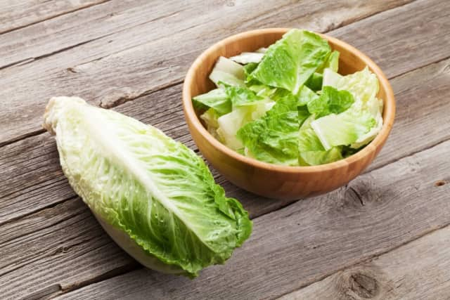 Get yourself a nice bowl of romaine and rejoice.