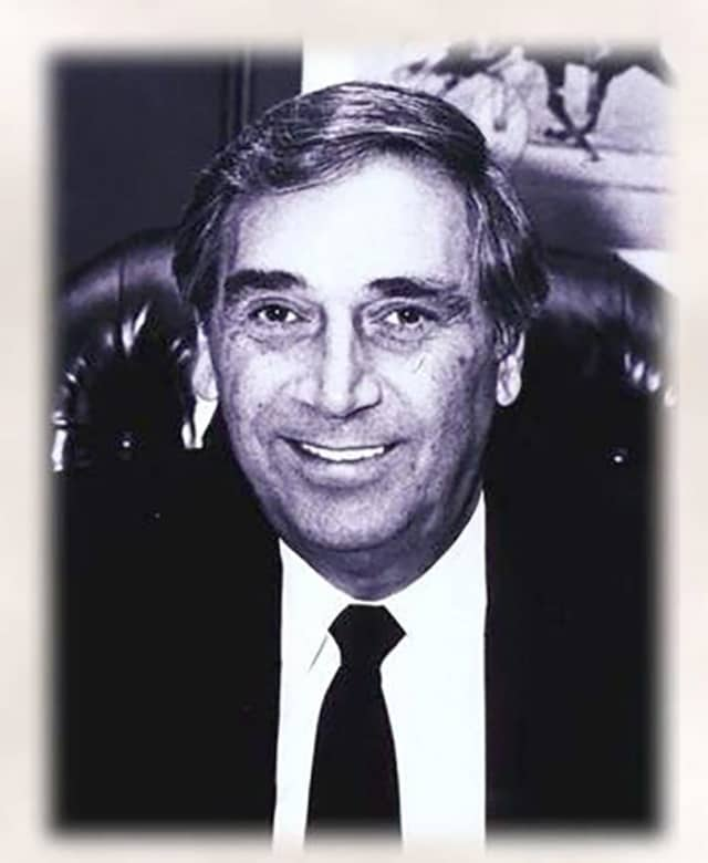 Joe DeFrank was the former director of racing at the Meadowlands and the Garden State Park Racetrack.
