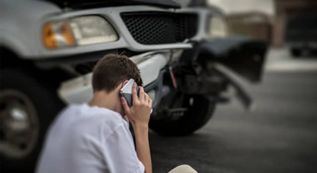 Teenagers are at an increased threat to be involved in a crash according to AAA.