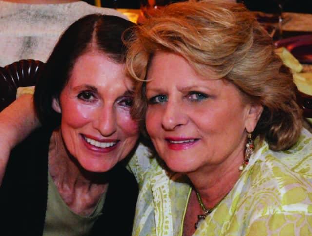 Dee DelBello and Jackie Ruby