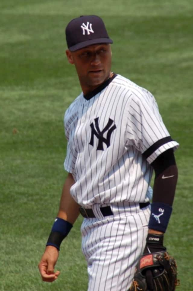 Happy birthday to Derek Jeter, who turns 42 today.