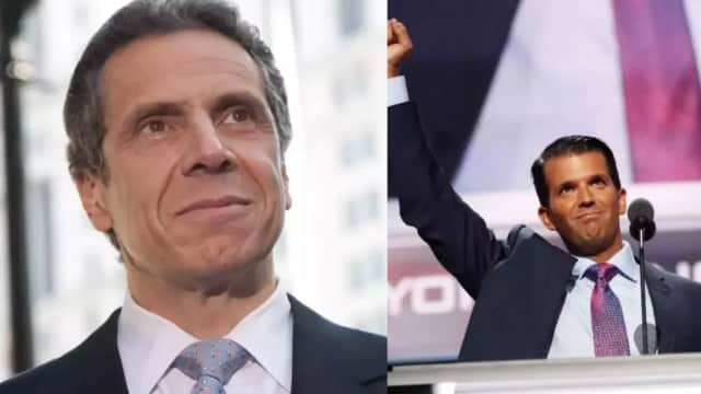 Andrew Cuomo would defeat Donald Trump, Jr. in a hypothetical election.