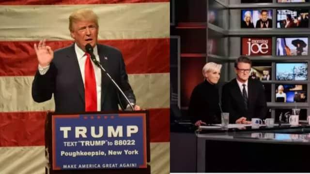 "Donald Trump attacked ""Morning Joe"" on Twitter Thursday."