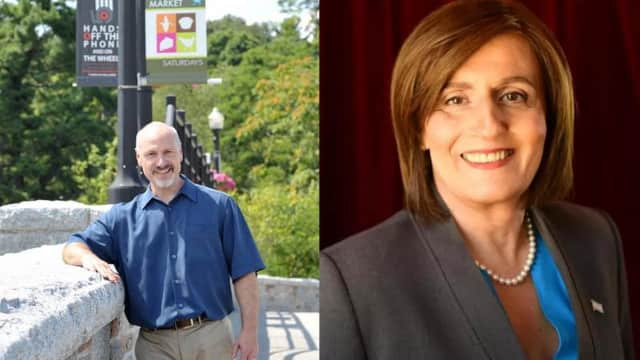 Supervisor Rob Greenstein, running on the Republican ticket, is considering forcing a primary against Democratic challenger Kristen Browde.