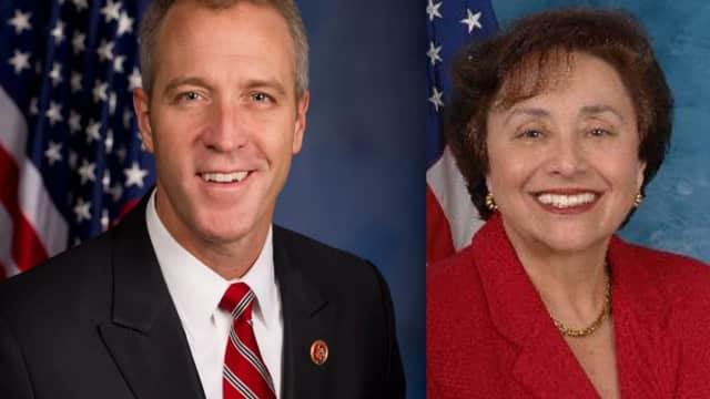 Rep. Sean Patrick Maloney and Rep. Nita Lowey are calling for President Donald Trump to be censured over comments he made about African countries and Haiti.
