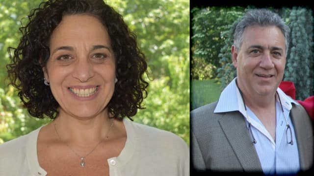 Gina Picinich and Isi Albanese of Mount Kisco