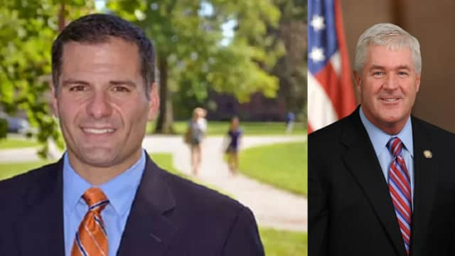 Marc Molinaro is considering running for governor with Assemblyman Brian Kolb.