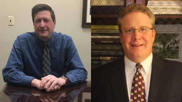 Michael Specht and Bill Weber.