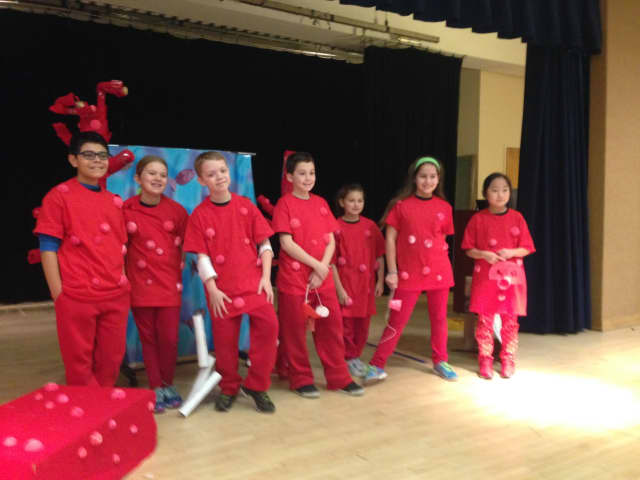 The Destination Imagination team of Parsons Elementary School placed fourth in a recent tournament.