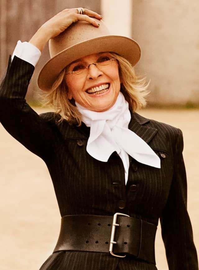 Diane Keaton will be in Paramus for a book signing on Nov. 4.